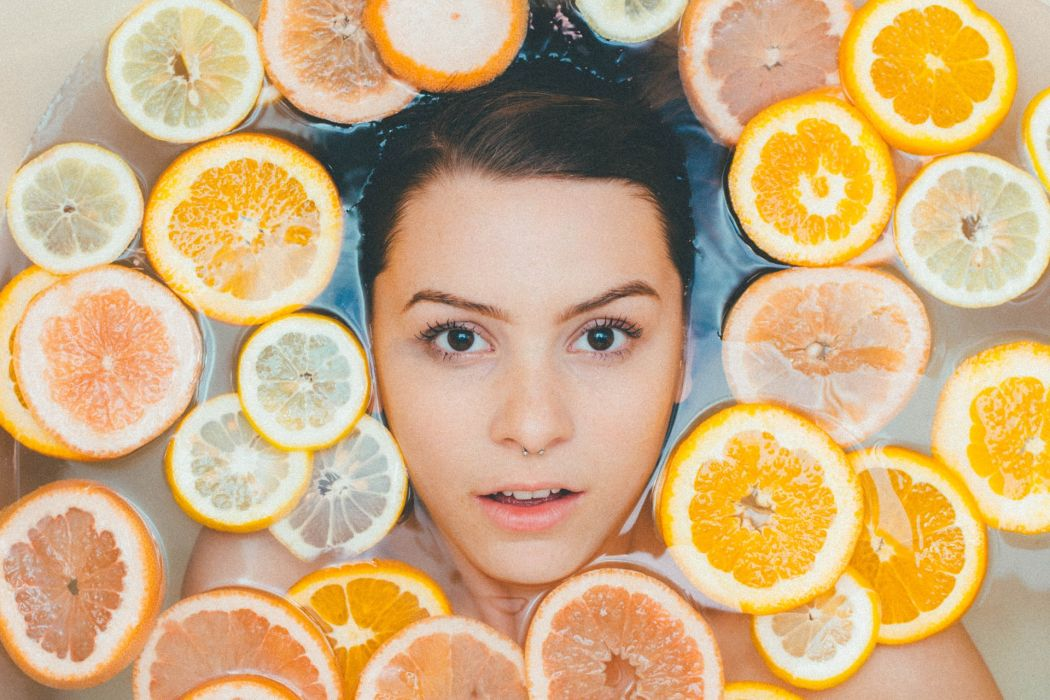 dieta a wygląd skóry