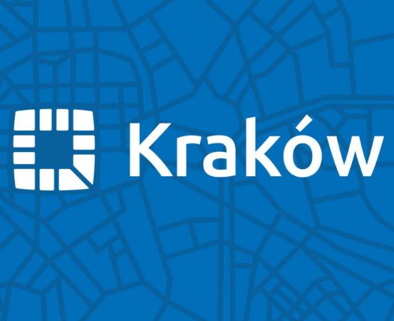 UM Kraków:                                       Na skrzyżowaniu ulic Krakowskiej i Dietla trwa montaż rozjazdu