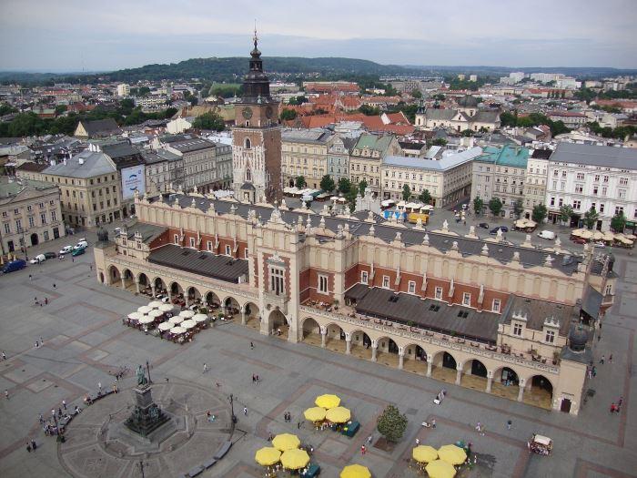 Powiat Kraków: Informacja o niebezpiecznym zjawisku nr I:50