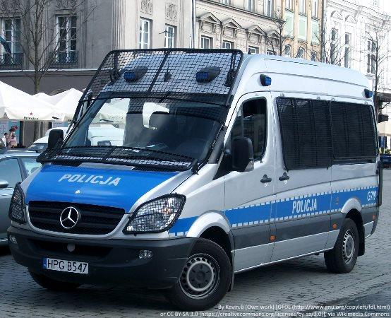 Policja Kraków: Uroczysta odprawa. Wyróżnienia dla funkcjonariuszy