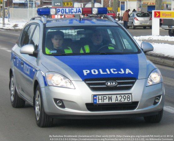 Policja Kraków: Zatrudnił się w charakterze ekspedienta, aby okraść sklepową kasę
