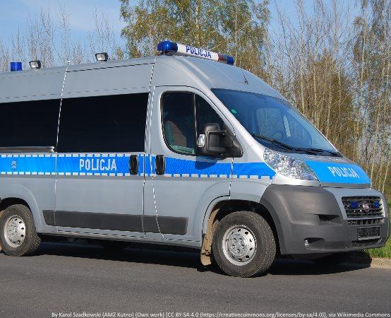 Policja Kraków: Prawdomówny petent sam pochwalił się policjantom, że posiada marihuanę