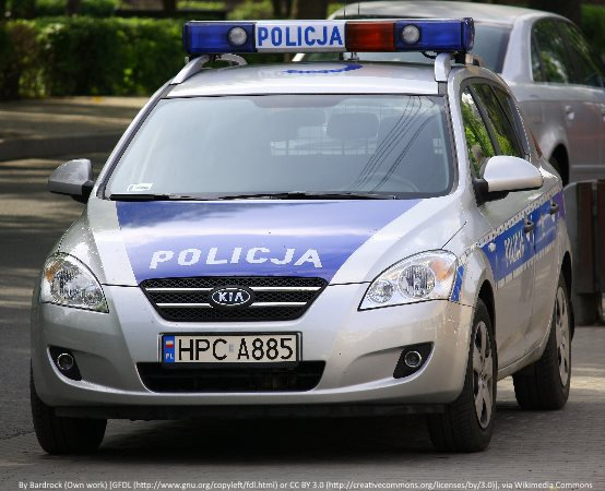 Policja Kraków: Świeć Przykładem – Noś odblaski!