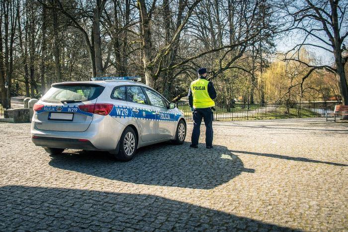 Policja Kraków: Policyjna Mapa Wypadków Drogowych ze Skutkiem Śmiertelnym - Wakacje 2020
