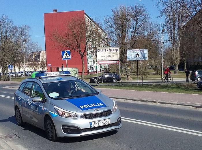 Policja Kraków: Jednośladem bezpiecznie do celu